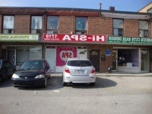 Jahnelle massage parlor in Pittsfield MA