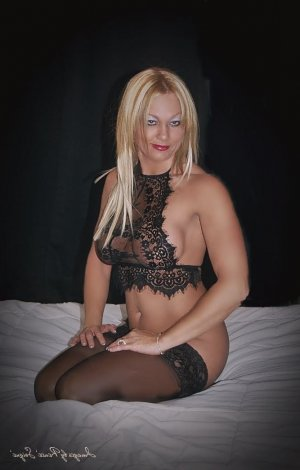 Carmelie erotic massage in Buffalo